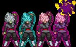 Black Goku Z2 Concept Rework