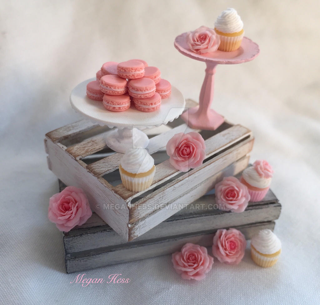 Miniature Desserts by MeganHess