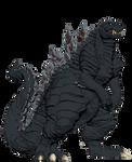 Godzilla Ultima Transparent 1
