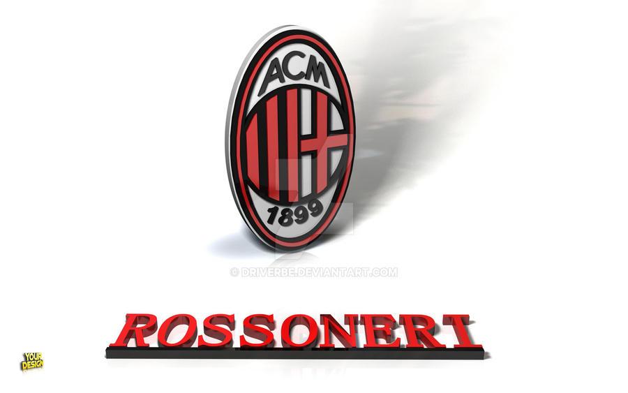 AC Milan by DriverBE on DeviantArt