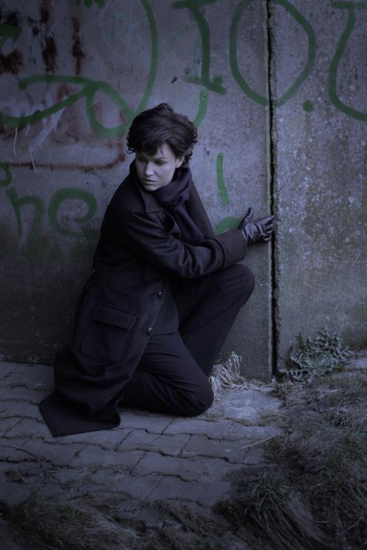 Sherlock [BBC]: Walls by JoanneDelany