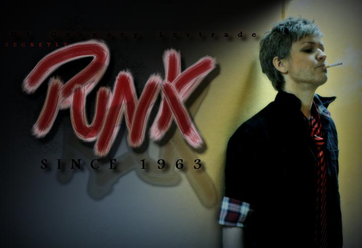Sherlock [BBC]: Secretly Punk Rock by JoanneDelany