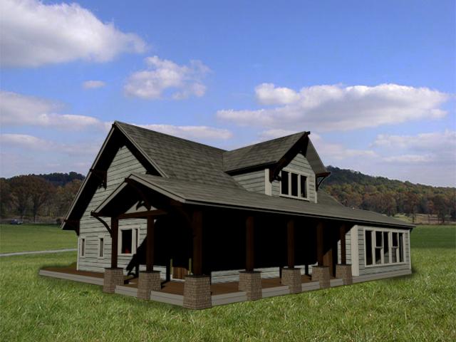 Farmhouse by Eznaex