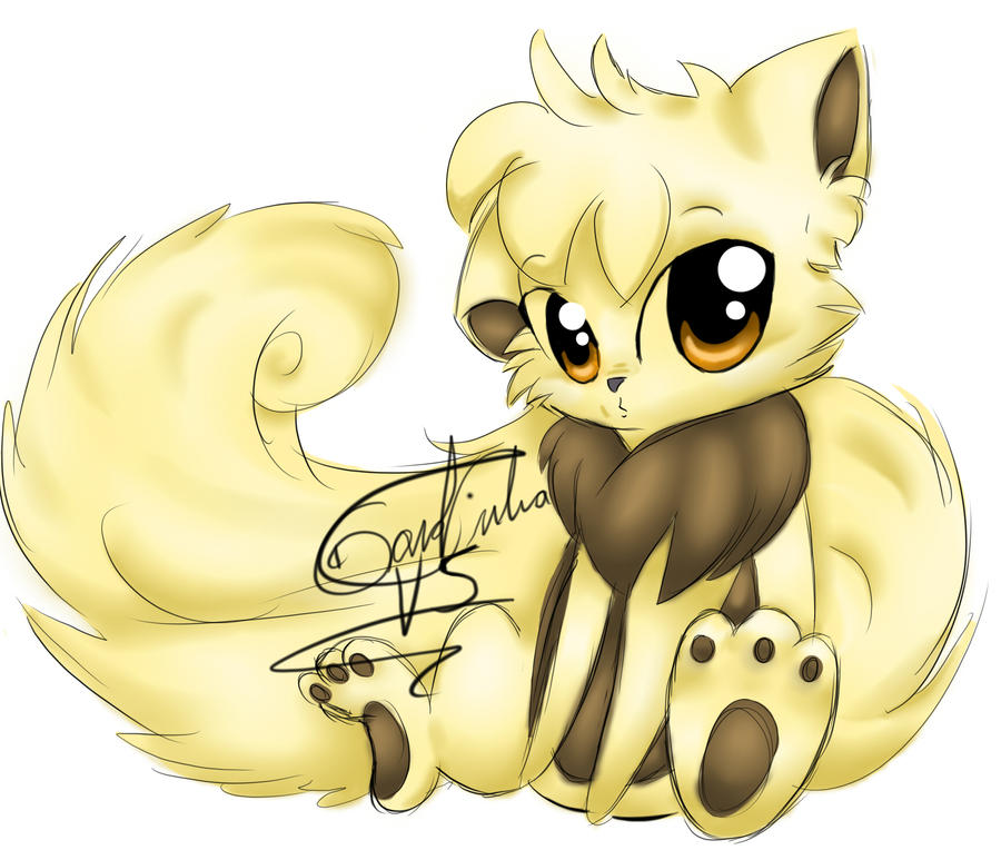 Chibi Anime Cat Drawing Chibi Cute Cat by Owlley