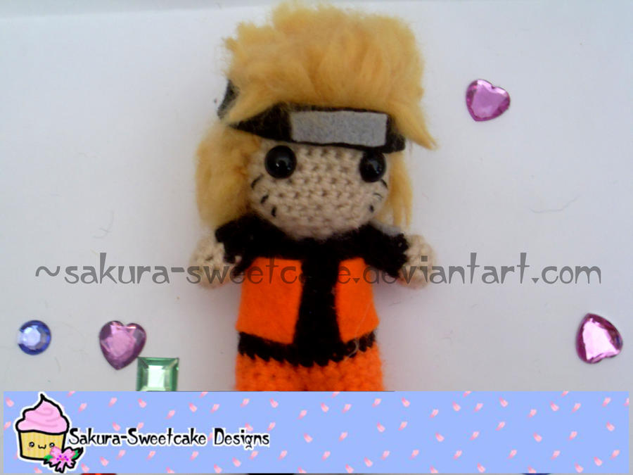 Amigurumi Naruto Pattern : Naruto Amigurumi by sakura-sweetcake on DeviantArt