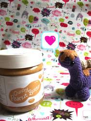 I love Peanut butter! by sakura-sweetcake