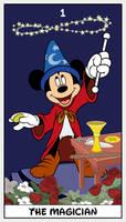 Dmorte Tarot 1: Magician
