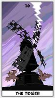 Dmorte Tarot 16: Tower