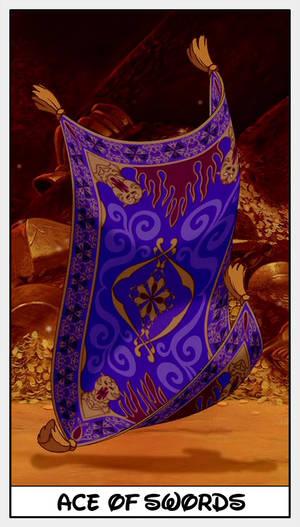 Dmorte Tarot Sword: Ace