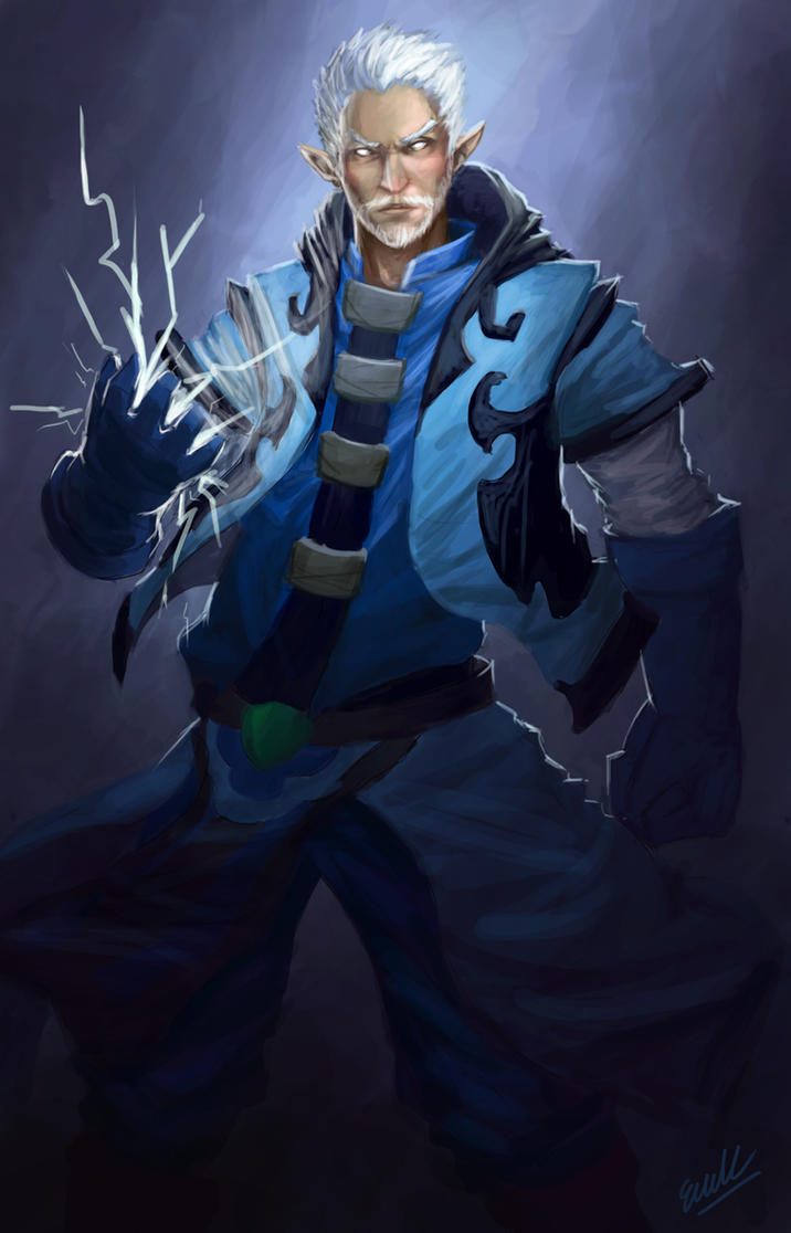 zeus dota 2 by erickefata on deviantart
