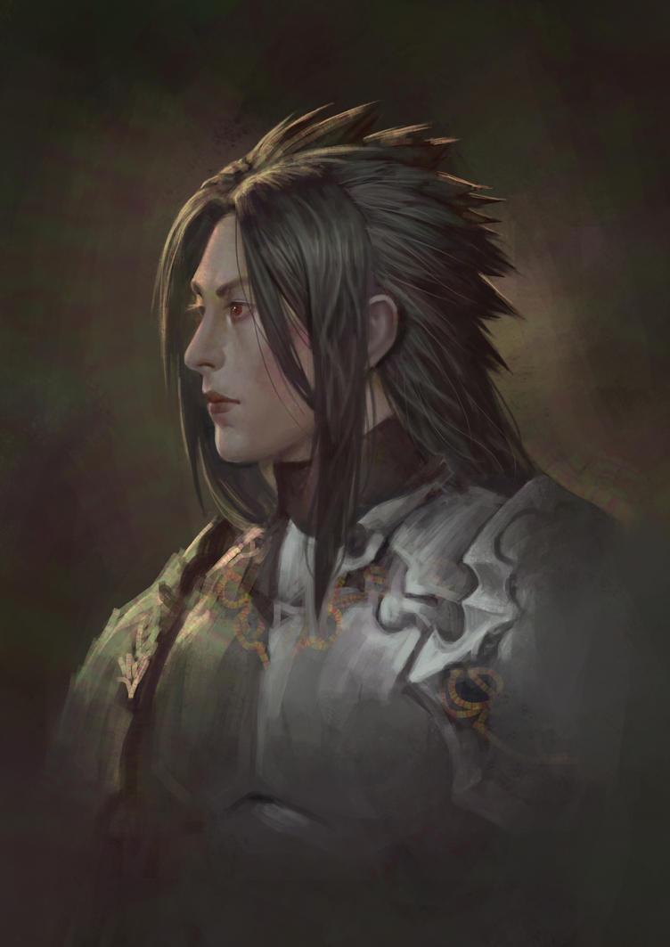 Yuurichi by erickefata