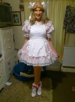My best party dress