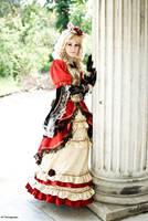 Hizaki Versailles by oelfe