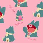 Munchin Munchlax Pattern