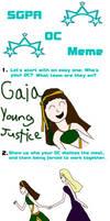 SGPA meme Gaia by JesusChick09