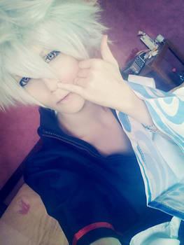 Gintoki cosplay