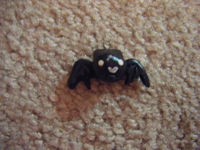 Bat charm by minecraftfox
