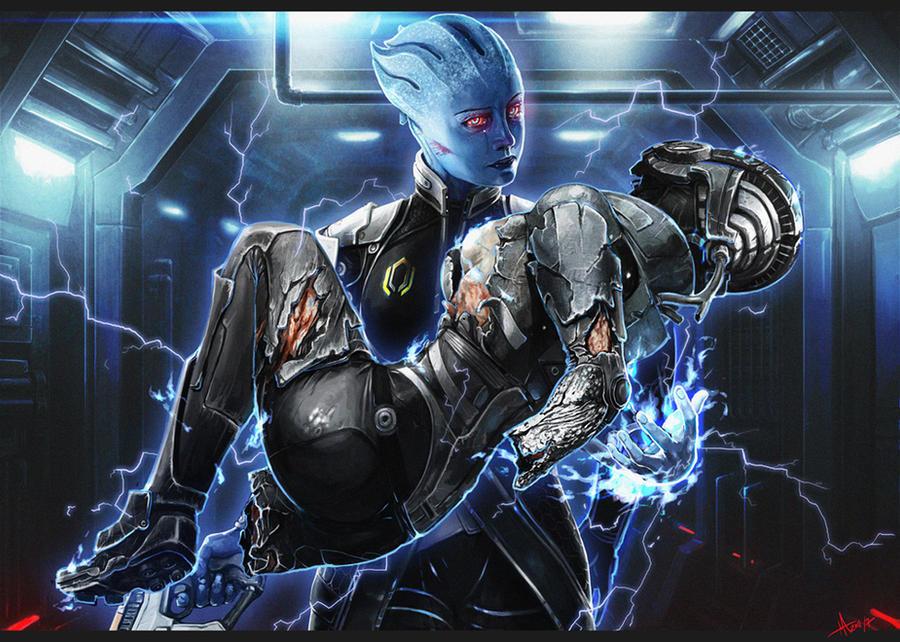 ME2: metamorphosis by onibox