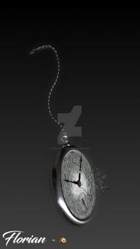 Pocketwatch render