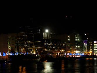 IFSC by night by Margotka