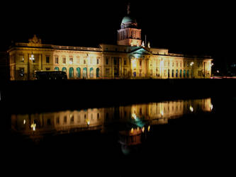 Dublin by night 1 by Margotka