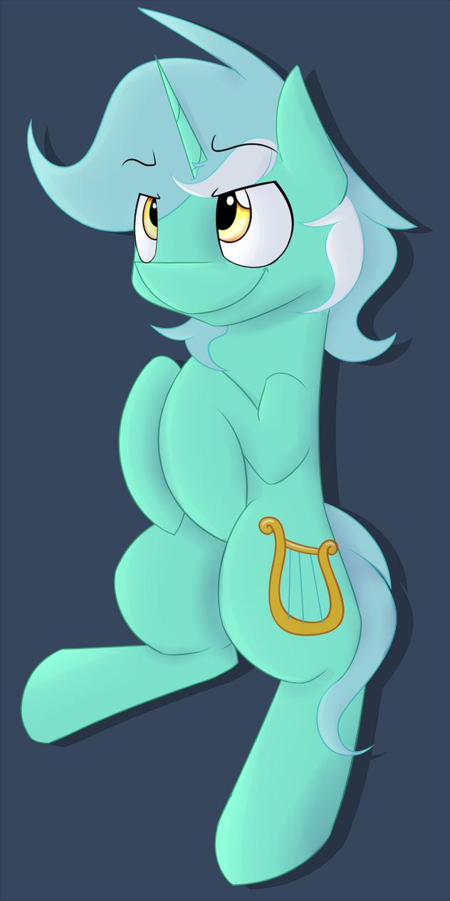 Cutie Horse O3O by AiDraws