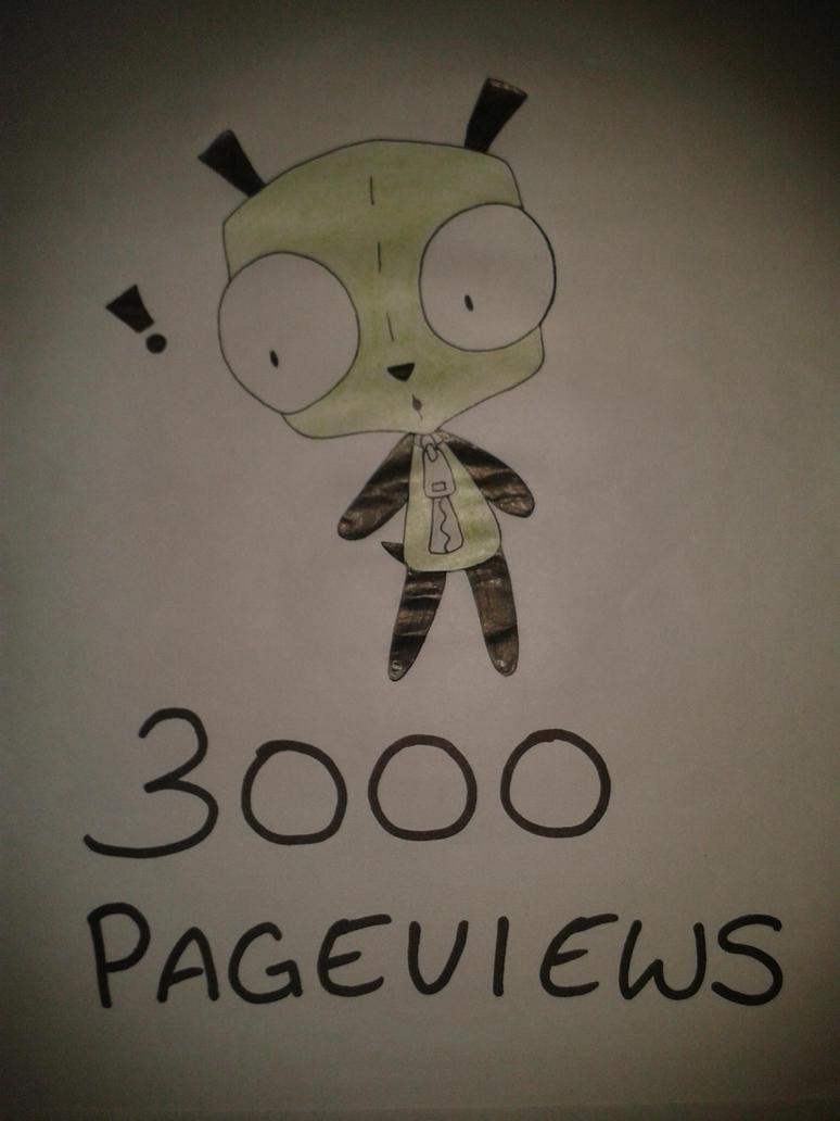 3000 pageviews by SCarpy01