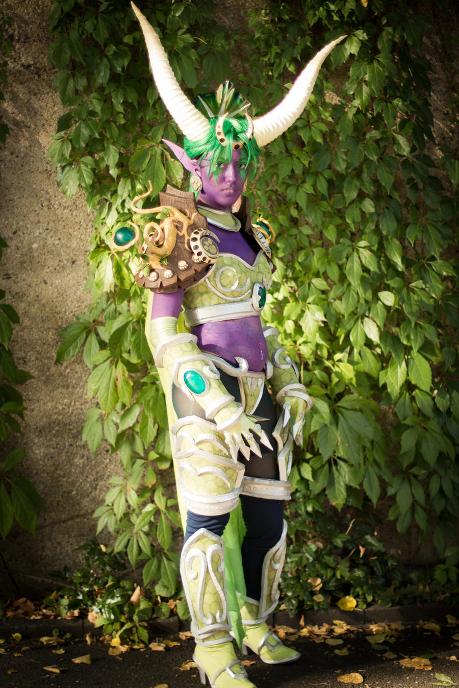 Ysera 2 - WoW by SweetLuminia