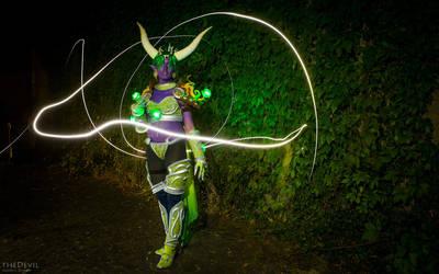 Ysera - WoW - glow