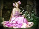 Princess Flora - Winx
