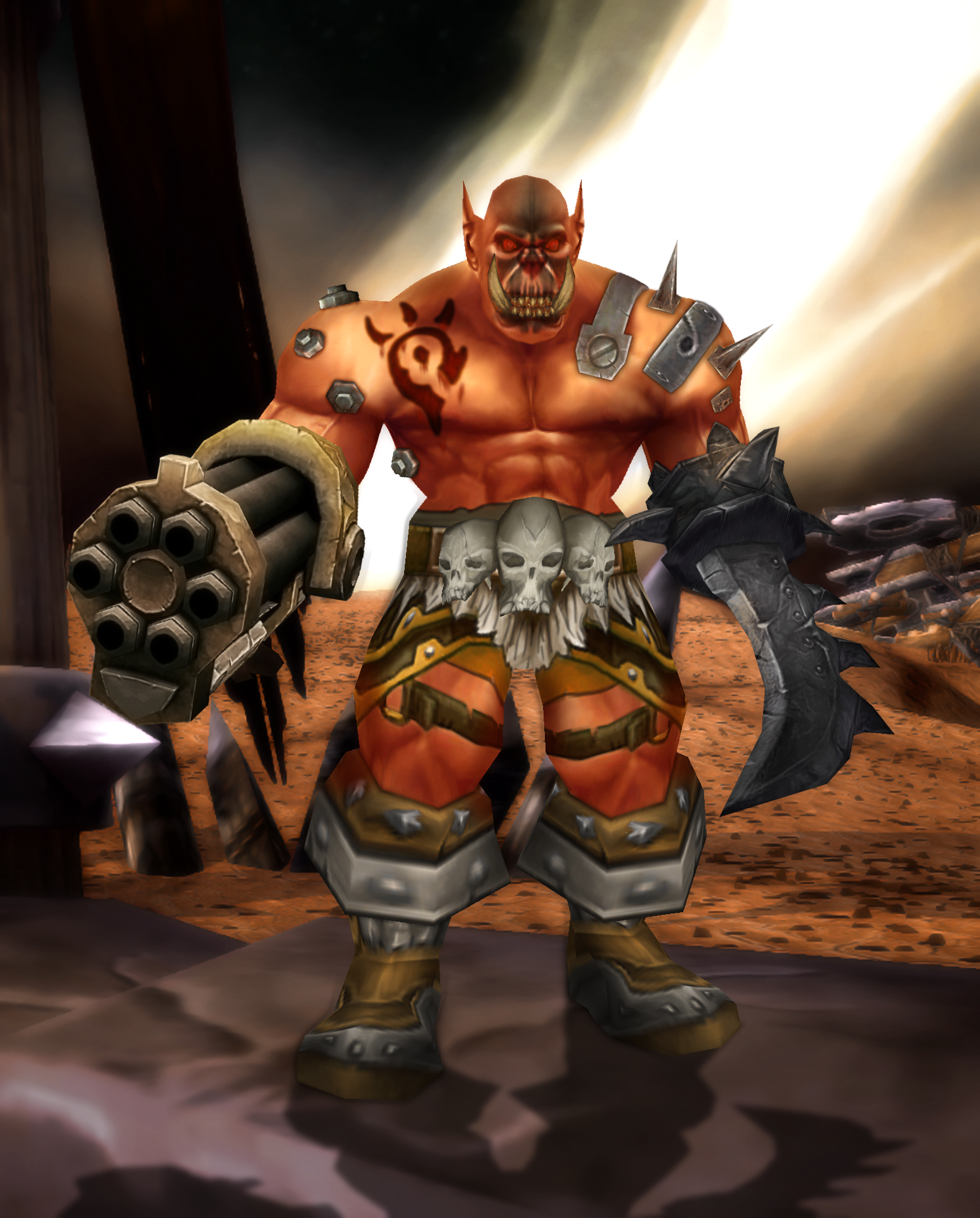 Warcraft 3 conversions fel orcs sex picture