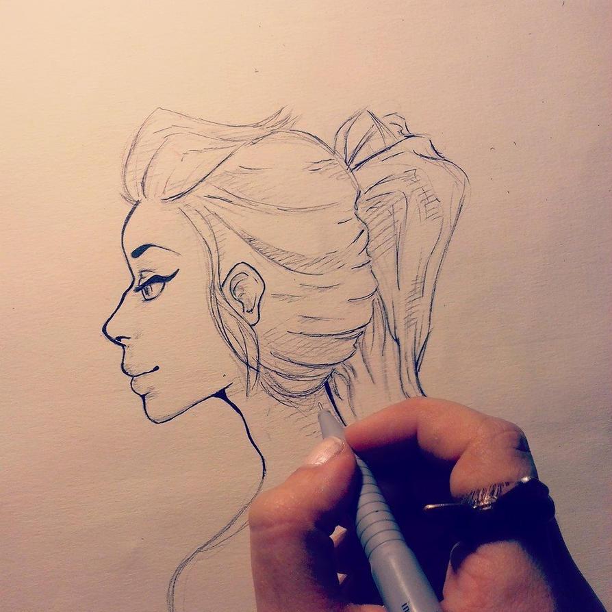 Myself by Kiccyke