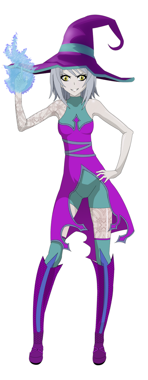 Emma's Witch Dress by Nasby321