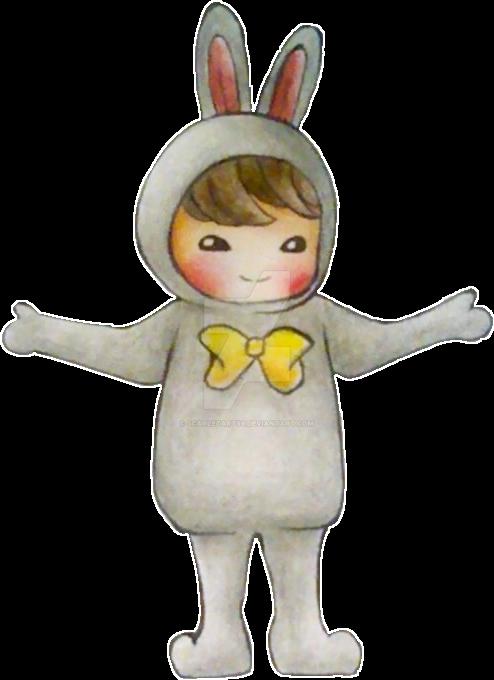 Jungkook Anime Costume