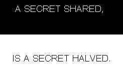 Secret. 6039 by DeviantArtSecret