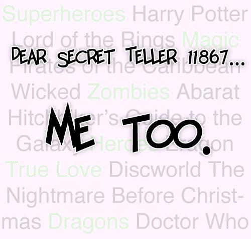 Secret. 12037 by DeviantArtSecret