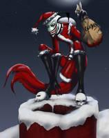 That's Not Santa... by Critical-Error