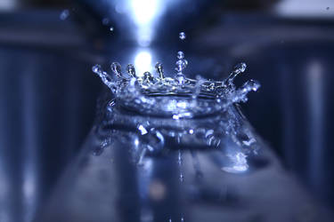 The Crown of Water by dantomas