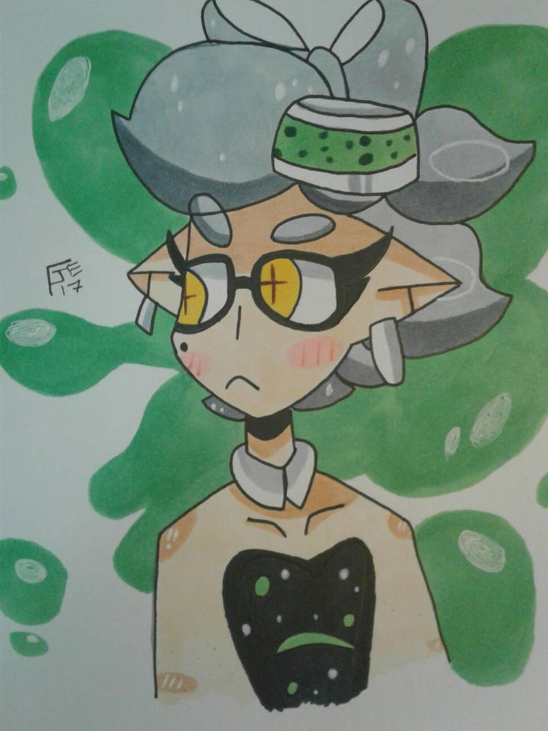 Marie from Splatoon by J-Comics