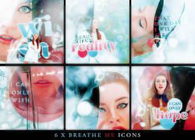 Breathe Me Icons