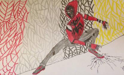 Scatter-Spider: RWBY Webbing by RazorSwordNinja