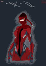 Ruby Umbra by RazorSwordNinja
