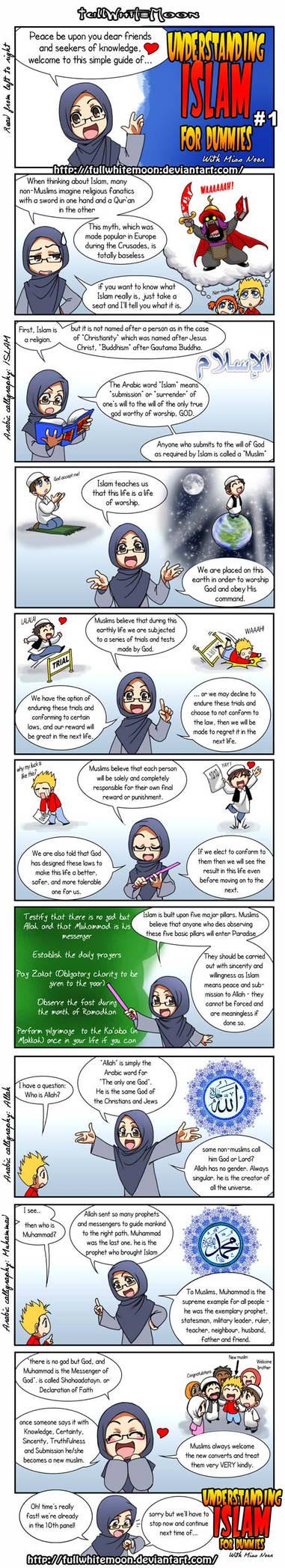 Understanding Islam 4 dummies1