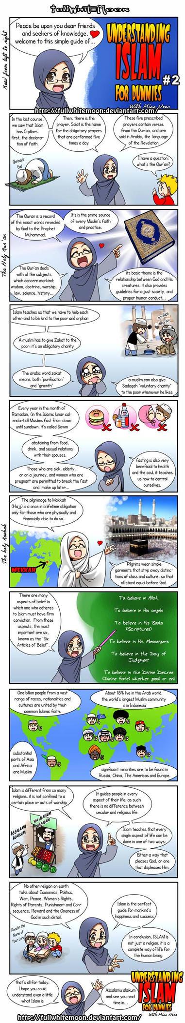 Understanding Islam 4 dummies2 by FullWhiteMoon