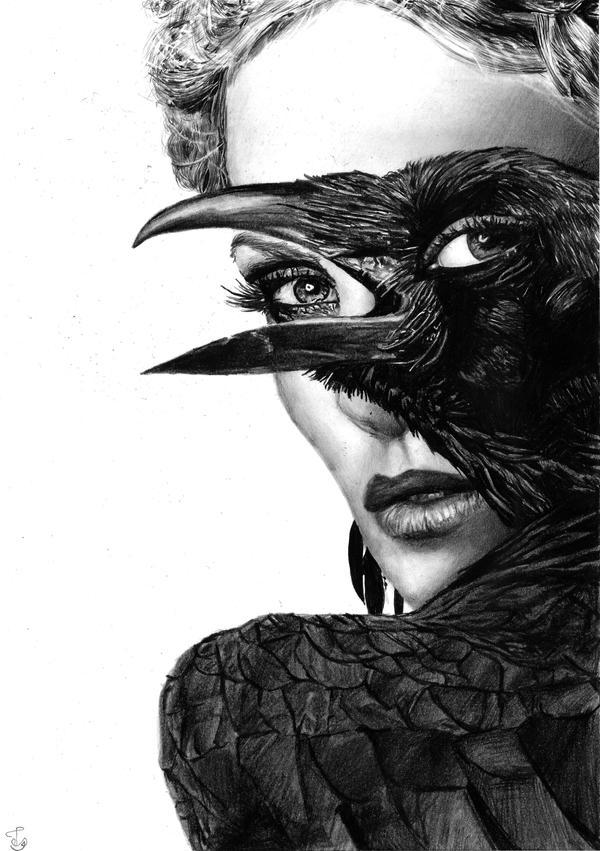 Through the bird's eye by Skippy-s