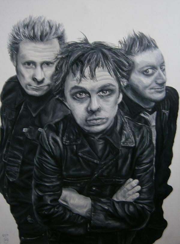 Green Day by Skippy-s