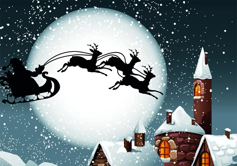 Immagini Renne Natale.Leggenda Sulle Renne Di Babbo Natale La Storia Di Rudolph