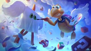 Parakoopa  Artist - Mario Fan Art #DAW1