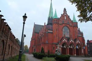 Church #00001 - CC Free Stock by PeterKmiecik