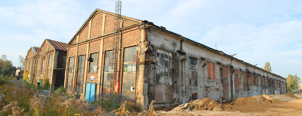 abandoned warehouse exterior warehouse exterior 00002 cc free stock by 369
